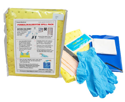 Formalin Spill Pack